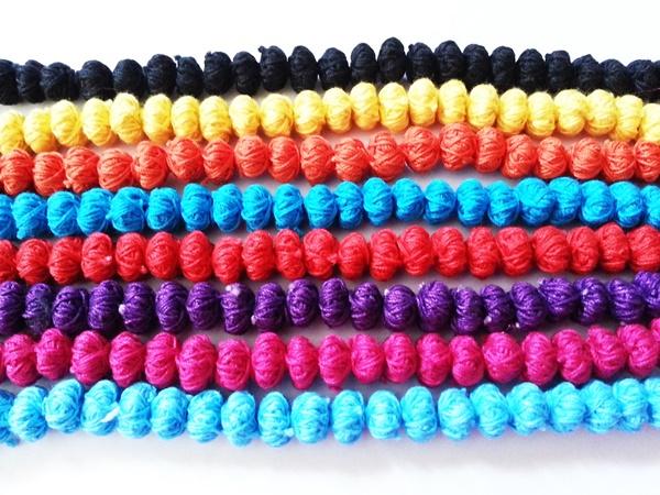 High Quality Thread Beads