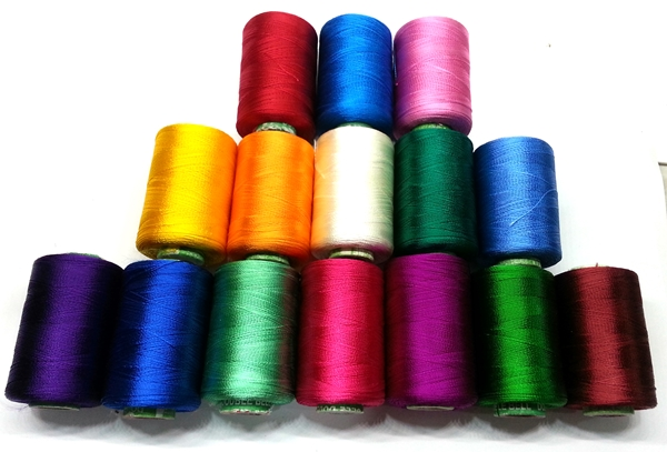 Silk Thread Supplies