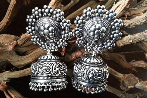 High Quality GS Jhumkas