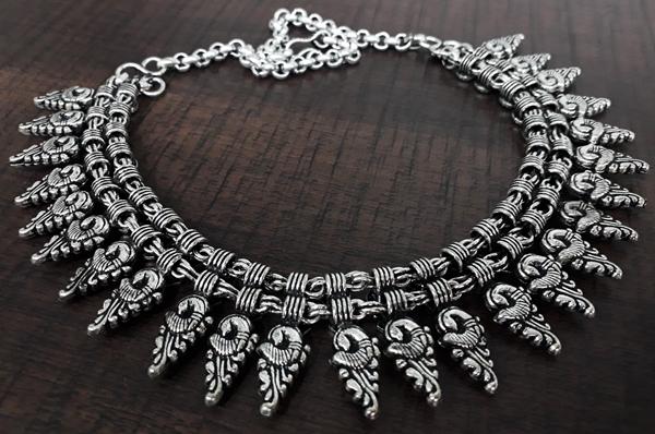 Kohlapuri Necklaces