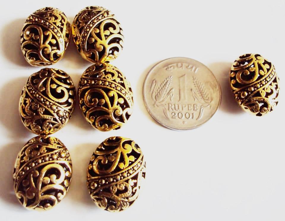 Hollow Beads