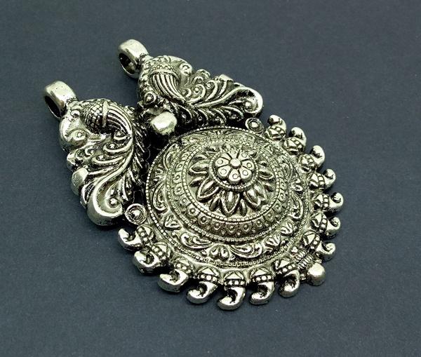 Silver Look Alike Pendants