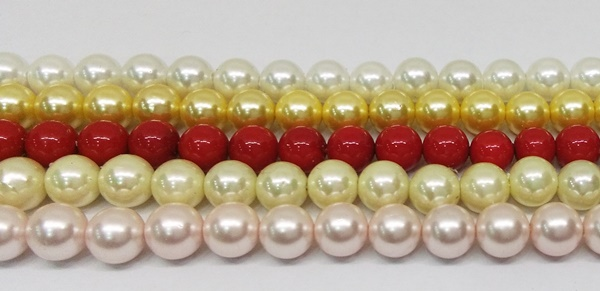 6mm Shell Pearls