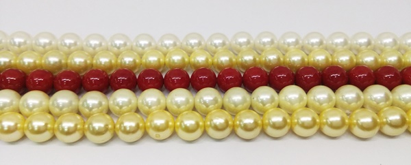 8mm shell Pearls
