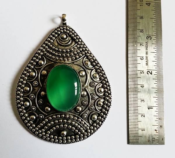 Imitation Gemstone Pendants