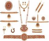 Bharathanatyam/Kemp Jewels